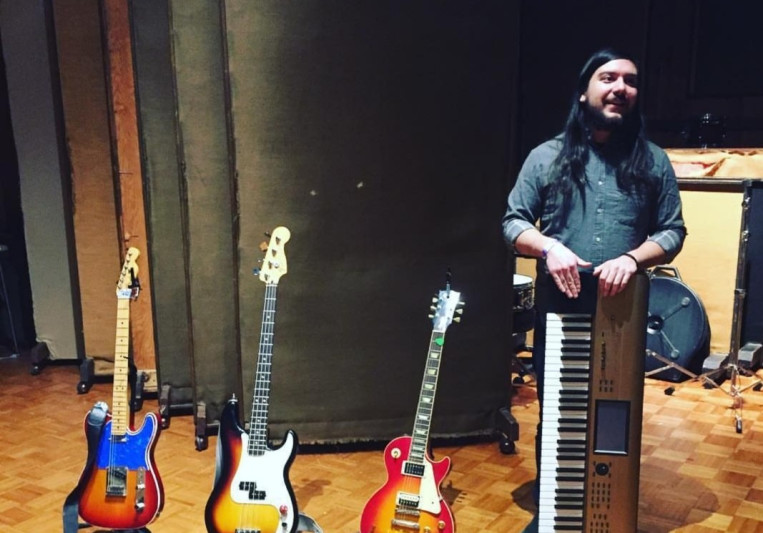 Dylan Harris on SoundBetter