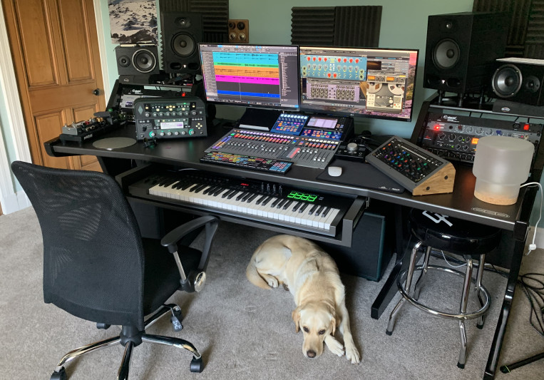 Gavin Mathers on SoundBetter