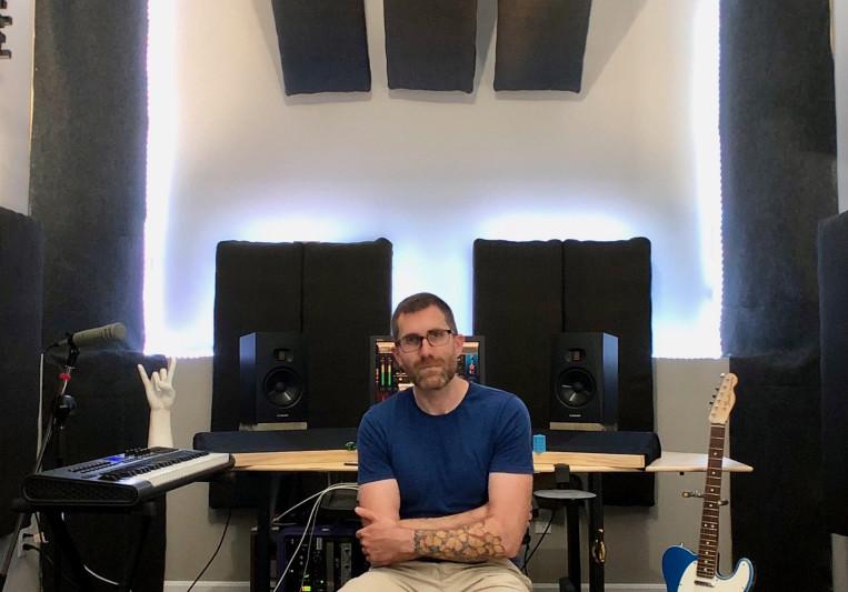 Justin Newton at Jay Song Stud on SoundBetter