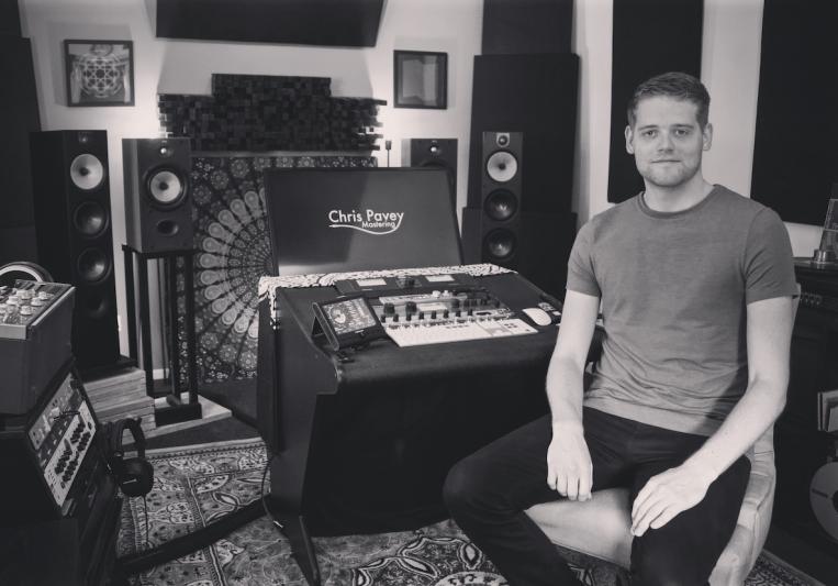 Chris Pavey Mastering on SoundBetter
