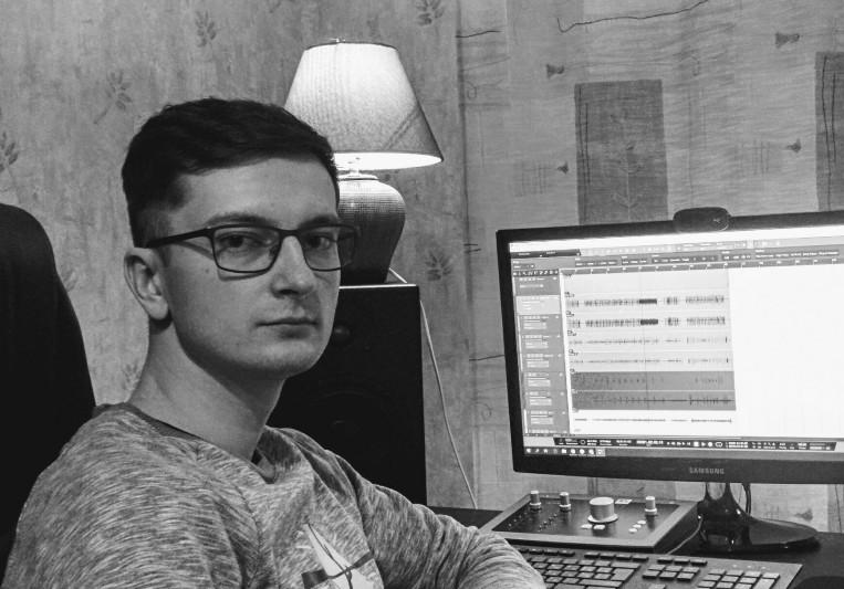 Vlad Berg Sound Engineer on SoundBetter