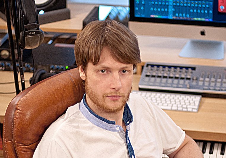 Uladzislau Kirushchanka on SoundBetter