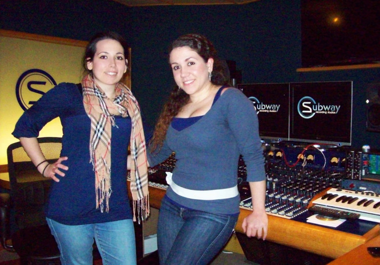 Ioanna & Areti Spanomarkou on SoundBetter