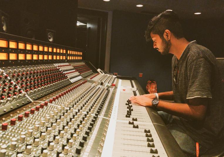Sean Gonsalves on SoundBetter