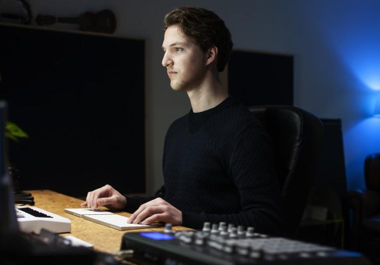 Xander Maas on SoundBetter