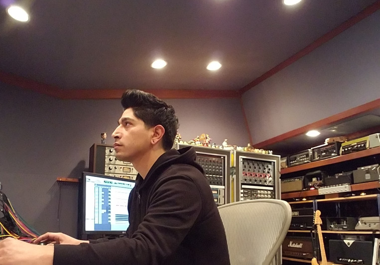 Alonzo Lazaro on SoundBetter
