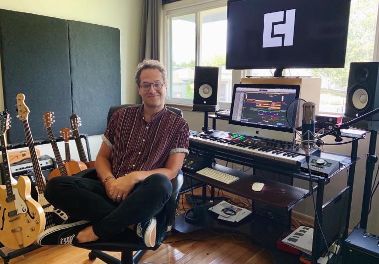 Carter Harrell on SoundBetter