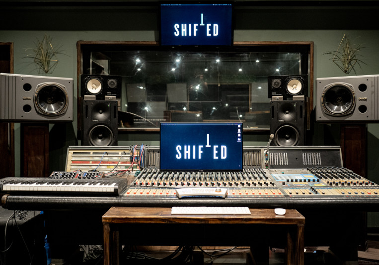 Shifted Recording on SoundBetter