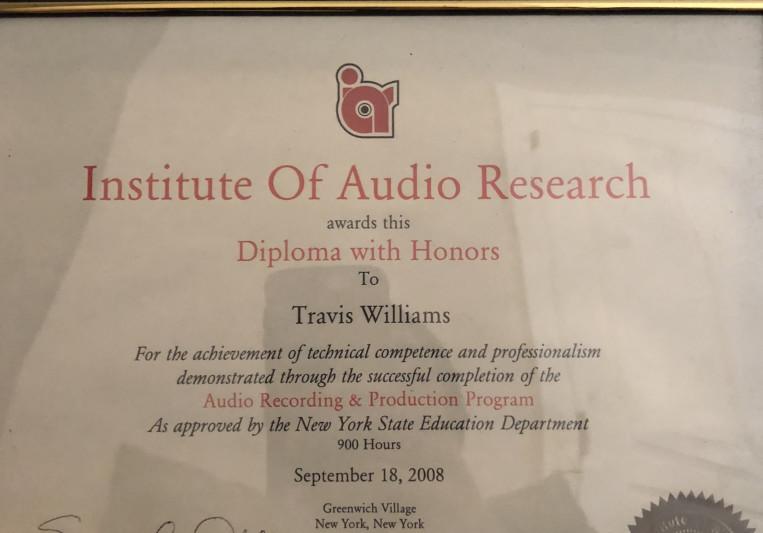 T. Williams on SoundBetter