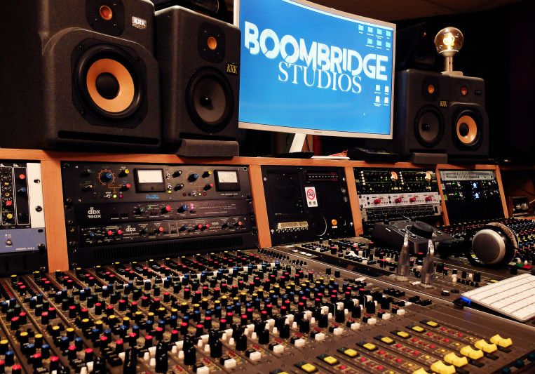 BoomBridge Studios on SoundBetter