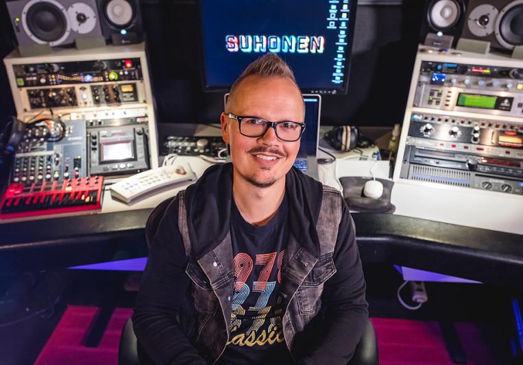 Mark Suhonen on SoundBetter