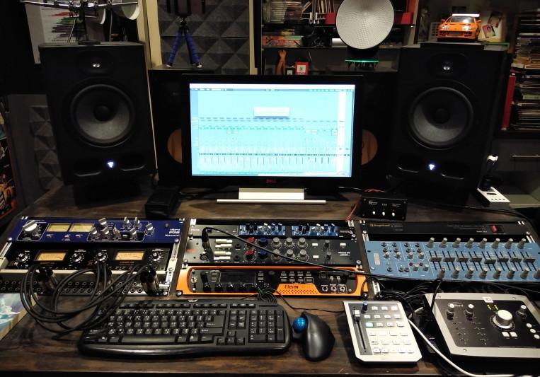 Soundspace Studio on SoundBetter