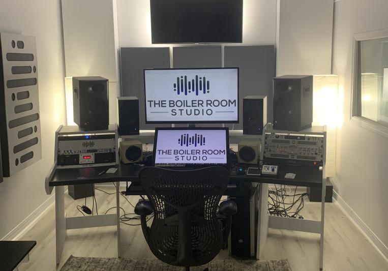 (Merc) The Boiler Room Studio on SoundBetter