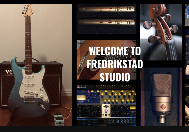 FREDRIKSTAD STUDIO on SoundBetter
