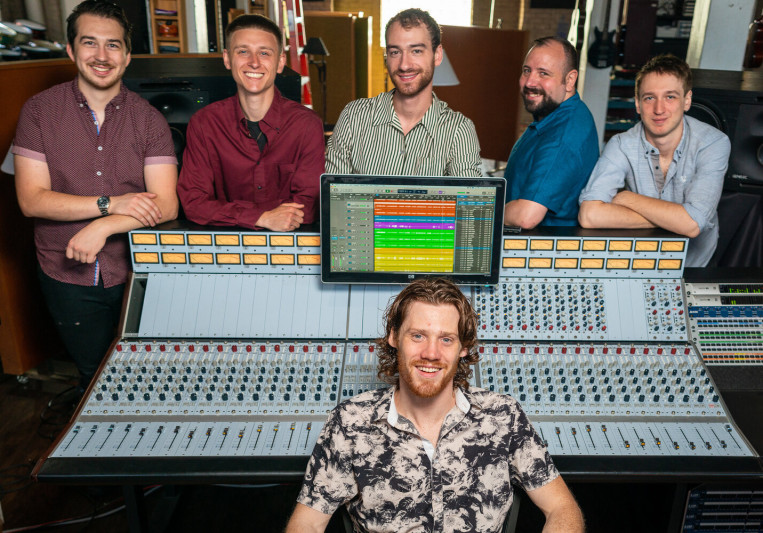 Wicked Squid Studios on SoundBetter