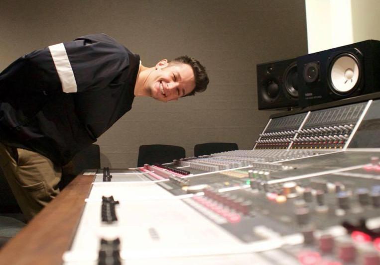Antonio Marra aka TWΔN on SoundBetter