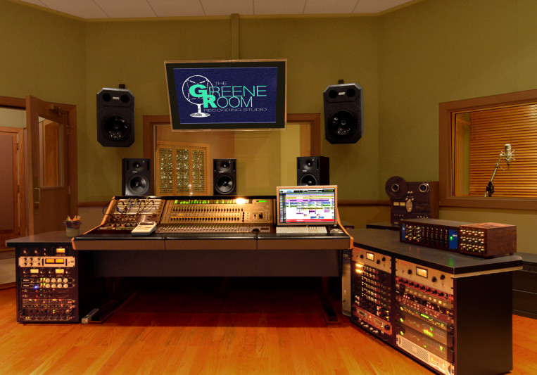 The Greene Room on SoundBetter