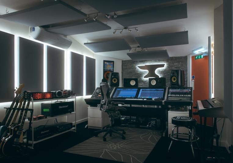 The Old Blacksmiths Studios on SoundBetter
