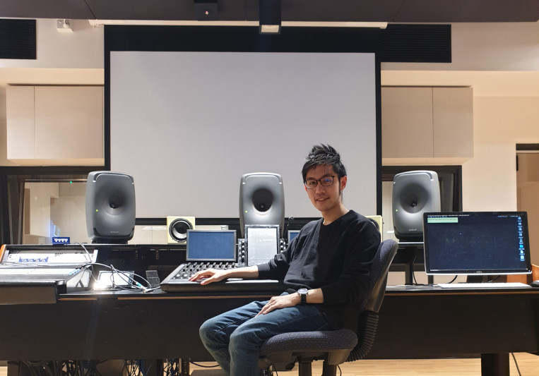 Gregory Tan on SoundBetter