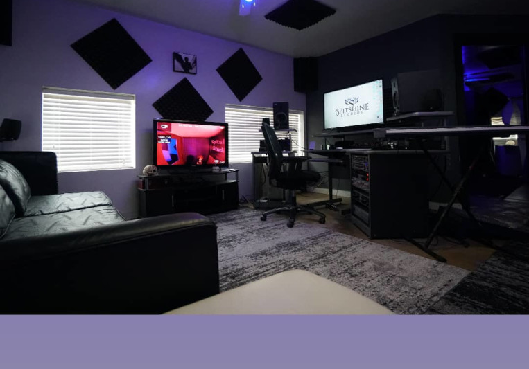Spitshine Studios on SoundBetter