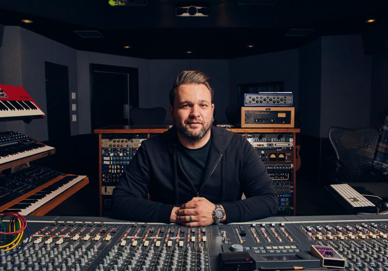 Kyle Mann on SoundBetter