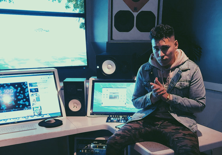 Oscar Garza (HSTN) on SoundBetter