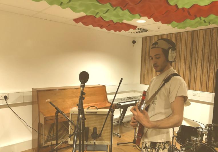 Caspar Courlander on SoundBetter