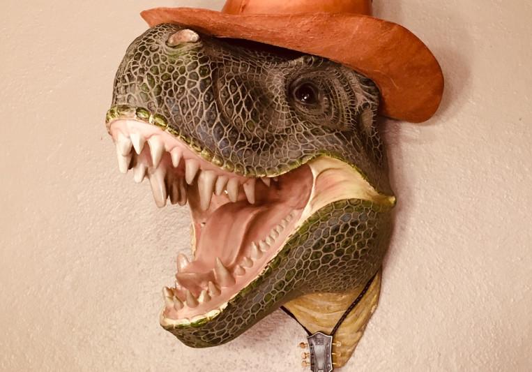 Cowboy Dinosaur on SoundBetter