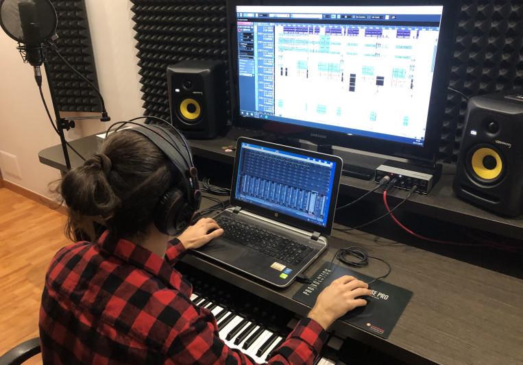 Loris Castiglia on SoundBetter