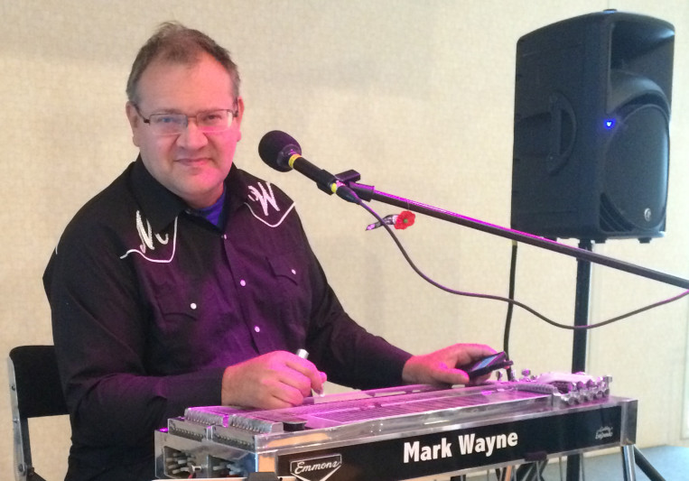 Mark Wayne on SoundBetter
