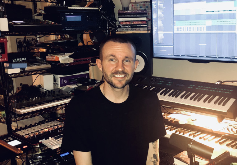 Ryan Harvey on SoundBetter