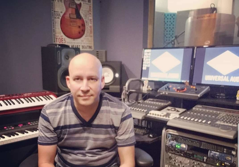 James Roman - GalacticMan on SoundBetter