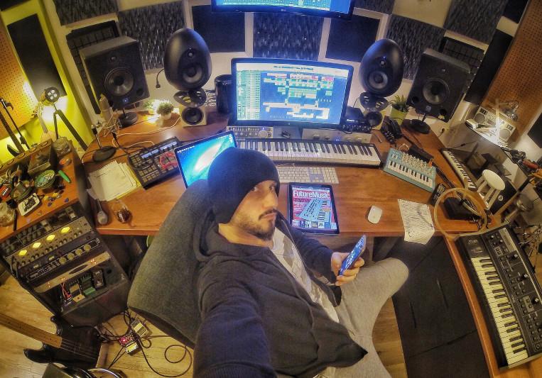 Beduk on SoundBetter