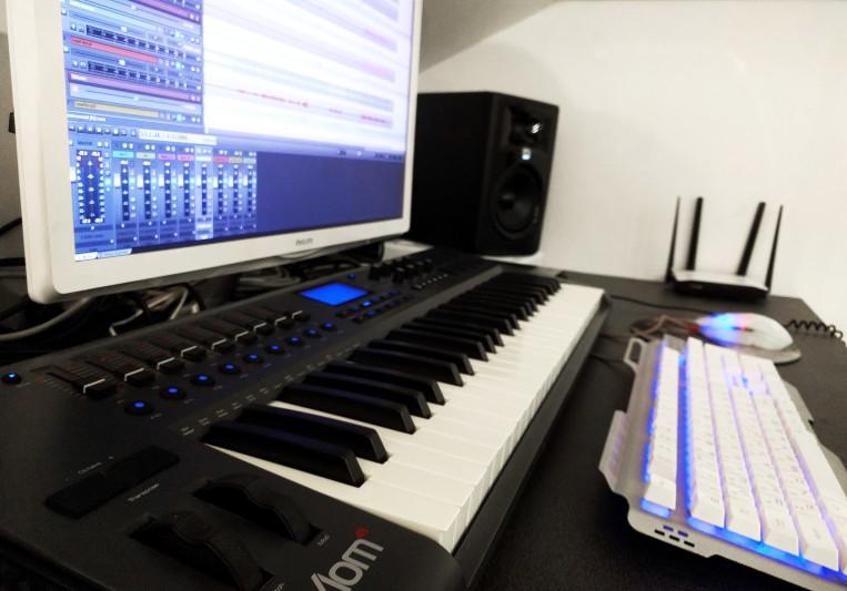 "Studio ""Sound Of Heart"" on SoundBetter"