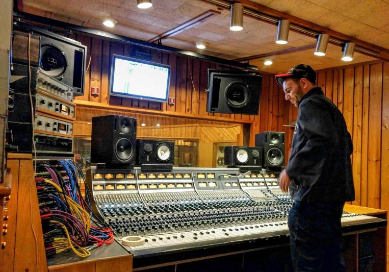 James Auwarter on SoundBetter