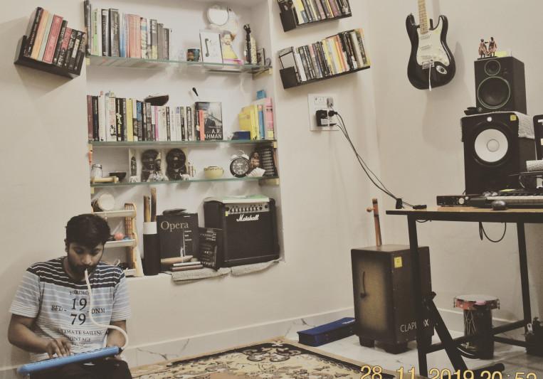 Rahul Raghavan on SoundBetter