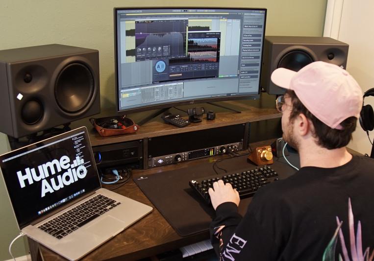 Hume Audio on SoundBetter