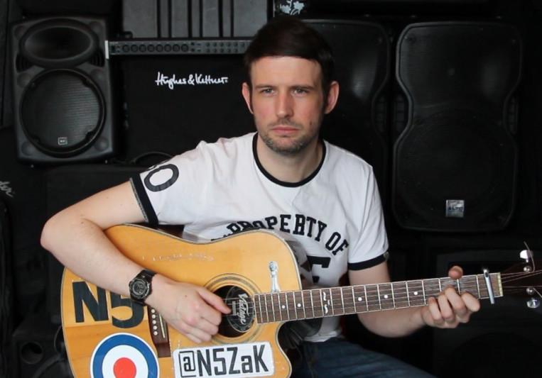 Zac Whitaker on SoundBetter