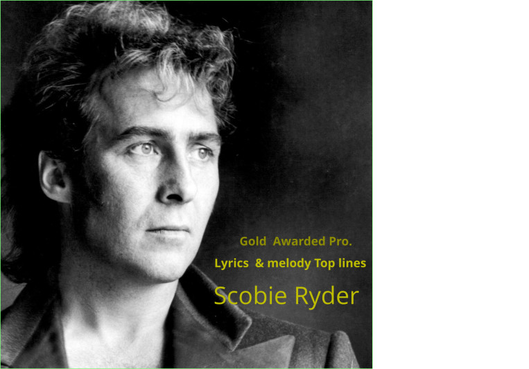 SCOBIE RYDER on SoundBetter