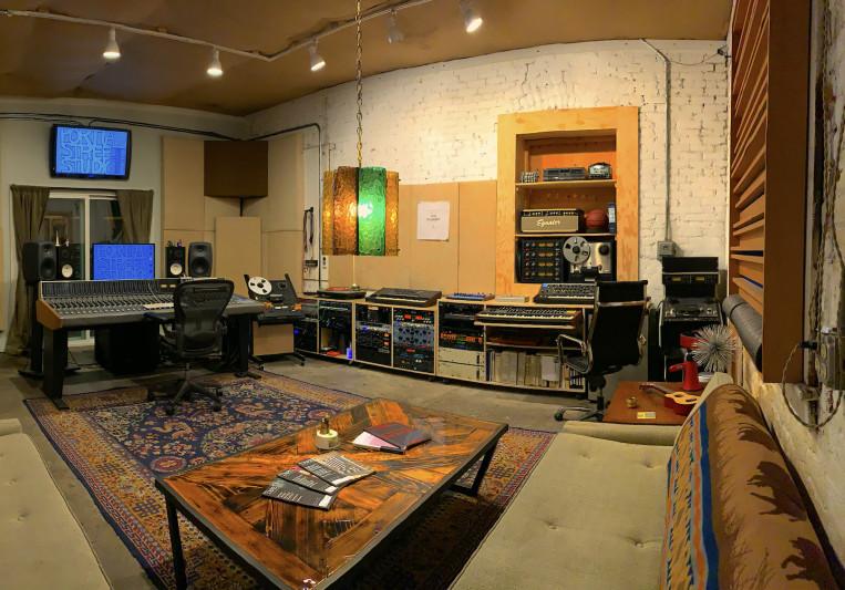 Dylan Ely-Portia Street Studio on SoundBetter