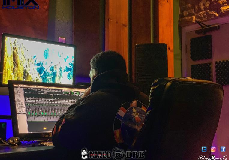Dre Moore on SoundBetter