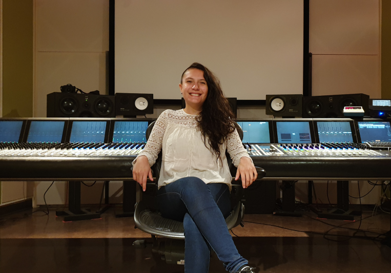 Catalina Lozano Torrado on SoundBetter