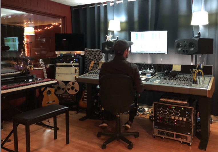 Sean Dwyer on SoundBetter