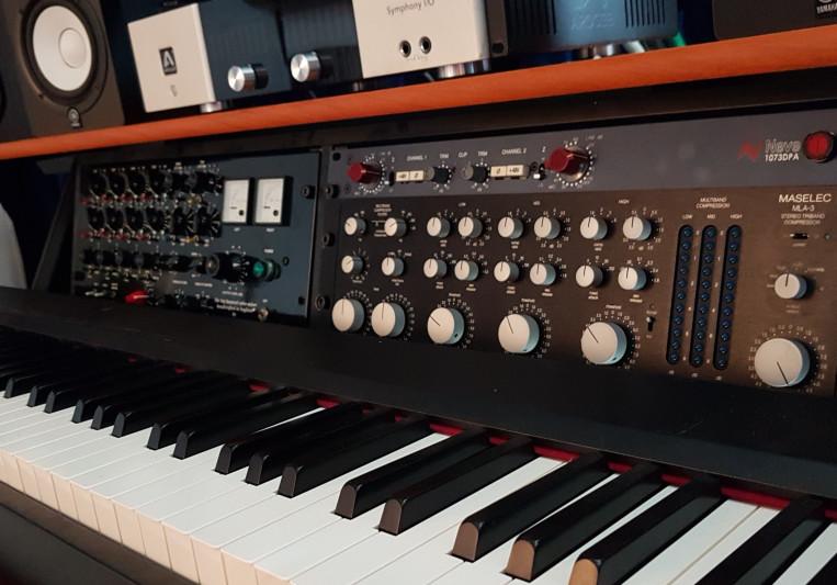Fonorecord Studio on SoundBetter