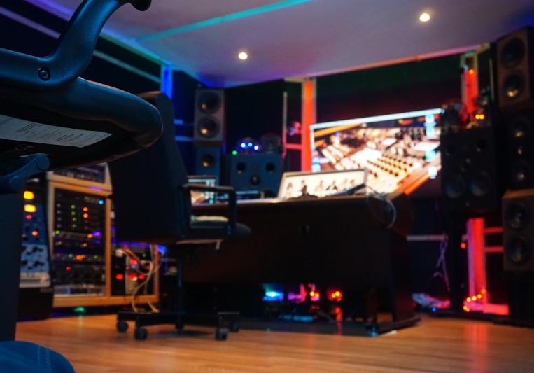 Mercenary Muzik Studio on SoundBetter