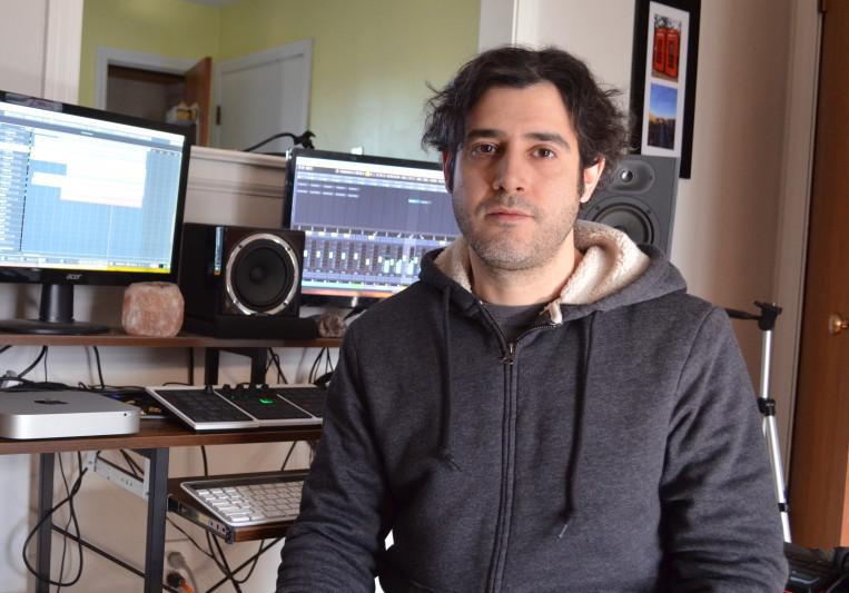 Studio By a River on SoundBetter