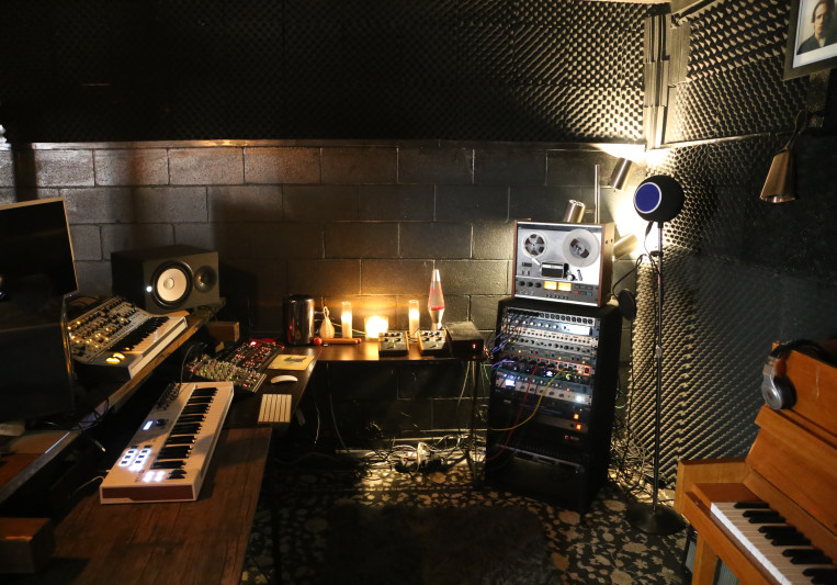 Andy Crosby on SoundBetter