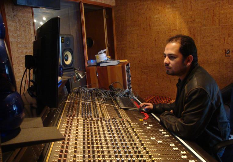 Julian Robayo on SoundBetter