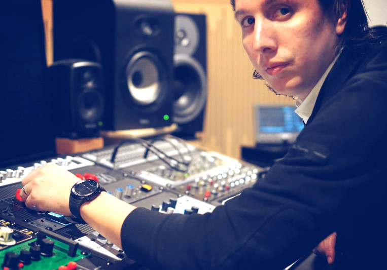 Kieron Menzies on SoundBetter