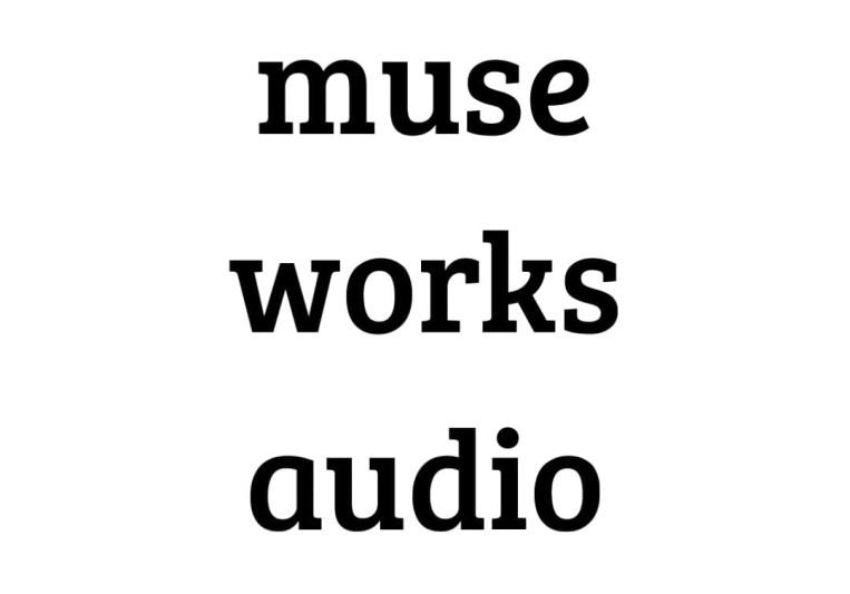 MuseWorks Audio on SoundBetter